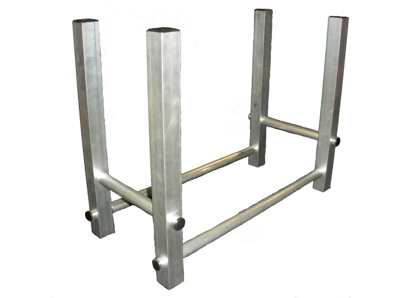 TFH-1 aluminum frame
